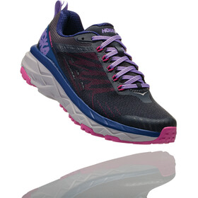 Hoka One One Challenger ATR 5 Running Shoes Women Ebony/Very Berry